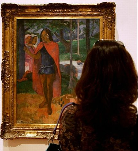 Gauguin's 'Tahitian Women Bath' Masterwork to Generate $60 mn