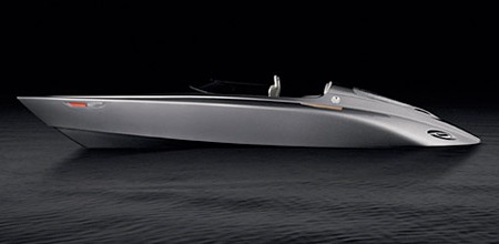 Porsche Drives Waves: Fearless Yacht F28