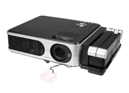 Camera-Ready Projector