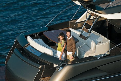 Riva Rules at the 47th Genoa International Boat Show