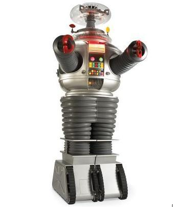 """Lost in Space"" Robot in its New Avatar: B-9 Environment Control Robot"