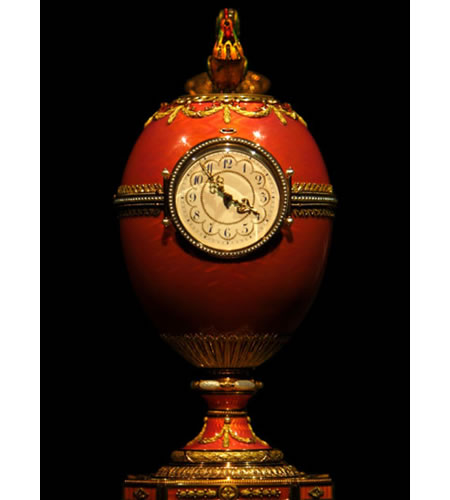 Rothschild Faberge Egg