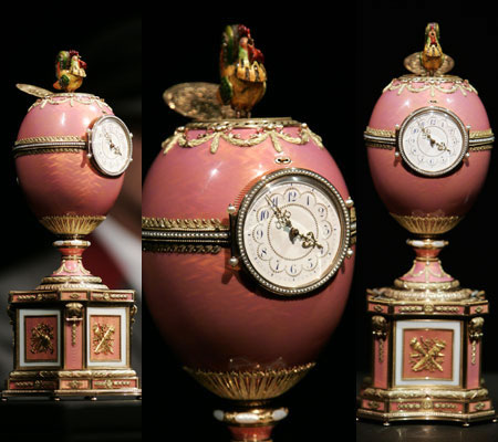 Rothschild Faberge Egg to Generate $18 mn at Christie's Auction