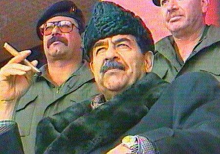 Saddam's Bling