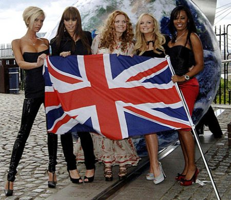 Boeing 757: Flying Palace for Spice Girls