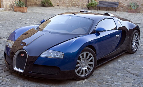 Simon Cowell Spent £1 mn for Bugatti Veyron and Rolls Royce