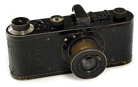 World's Most Expensive Small Camera: 35mm Rare Leica