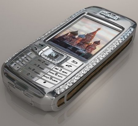 cryptosmartphone Worlds Most Expensive Mobile Phone   $1.3 million