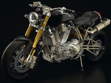 ecosse heretic World's Most Expensive Bike: Ecosse Heretic Titanium