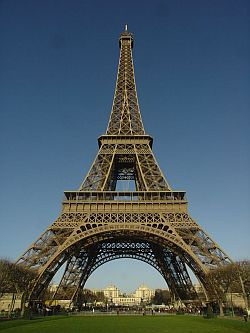 Eiffel Tower 14-foot Piece Reaches Auction