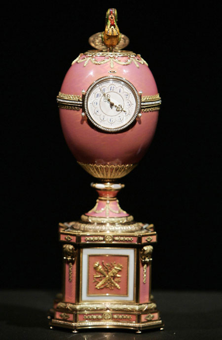 Faberge Egg Sold For 16 5 Mn Elite Choice