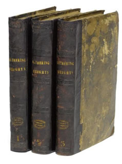 Wuthering Heights First Edition Sold For $228,000