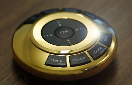 World's Most Expensive Remote Control: Gold RC1