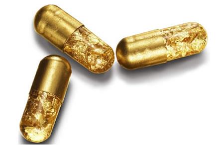 $430 Gold Pills