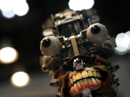 Humanoid Robot Alarms Dentist Of Patient's Pain