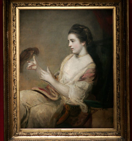 Kitty Fisher Portrait Owned By Bowood May Fetch £3m