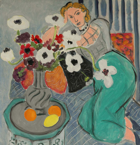 Record Breaking Auction: 1937 Matisse Painting fetched $33.6 mn