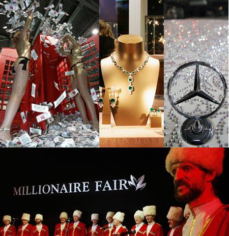 Moscow Millionaire Fair