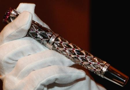 Montblanc Prince Rainier III Limited Edition Pen