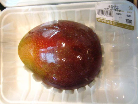 World's Most Expensive Mango