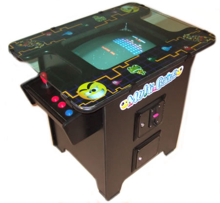 MultiGame Tabletop Arcade Machine