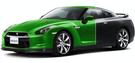nissan paint colour change Nissan to Offer Color Changing Coupe