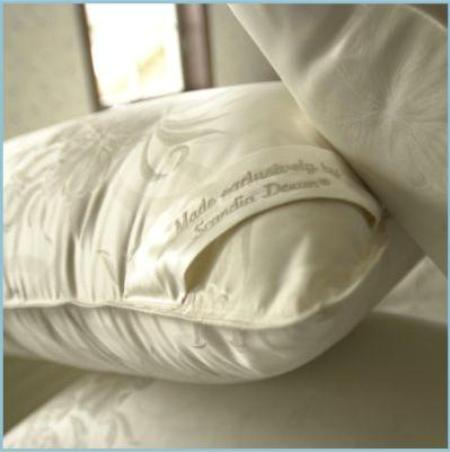 Contessa Down Pillow-Side Sleeper