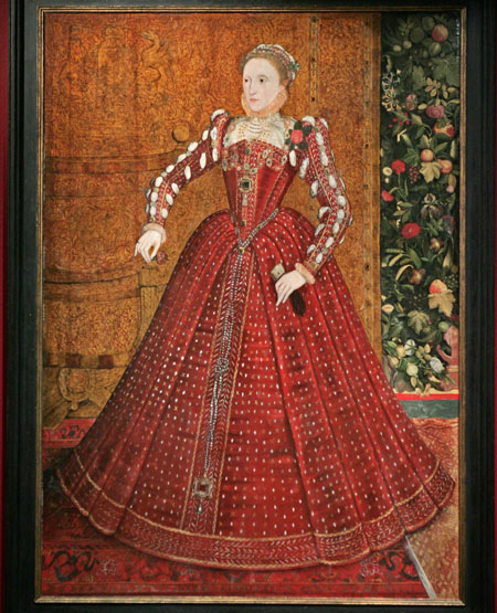 Queen Elizabeth I Portrait May Fetch $2mn at Sotheby's
