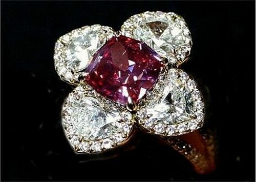 Red Diamond Ring Fetched $2.6 mn