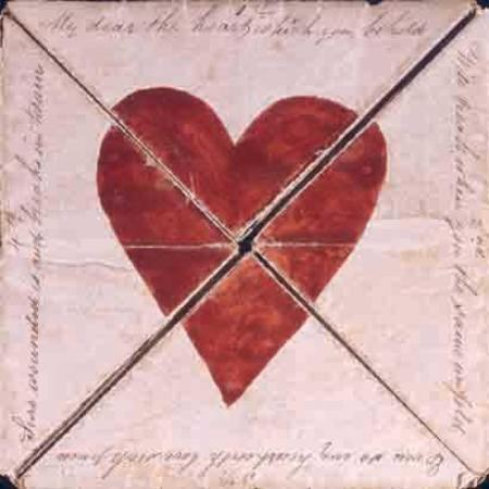 World's Oldest Valentine Card is World's Most Expensive One