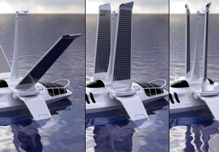 Volitan: A Green Concept Boat Or Flying Fish?