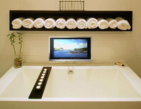Luxurite Wireless Waterproof TV