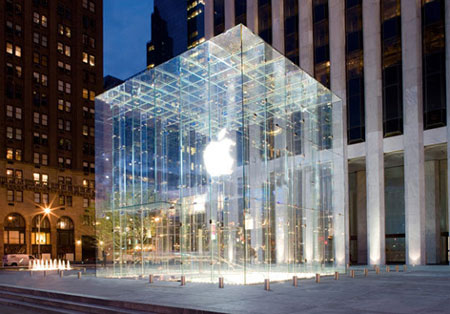 A Retail Utopia: Apple Stores Invite Savvy Customers