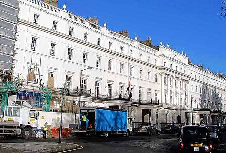 belgrave square Elite Estate: $180 mn Belgravia House, Britains Most Expensive