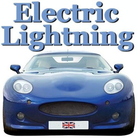 Electric Lightning GT Sports Car