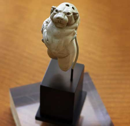 Guennol Lioness Mesopotamian Sculpture Fetches $57 mn