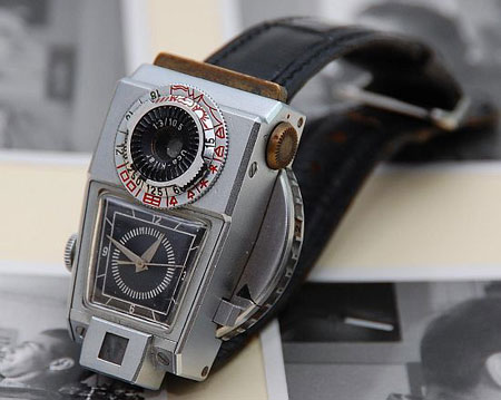 1969 Prototype Camera Watch Sells for $60,000