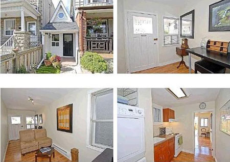 little house1 Torontos Legendary Baby Bungalow Up for Sale