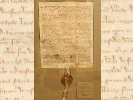 710-Year-Old Magna Carta Fetches $21.3 mn at Sotheby's