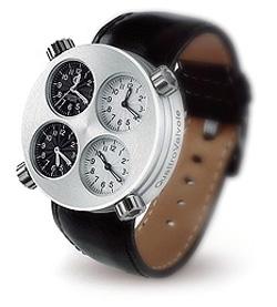 Meccaniche Veloci Unveils Quattro Valvole Watch
