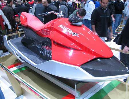 MV Agusta F4 Interceptor: World's Fastest and Most Expensive PWC?