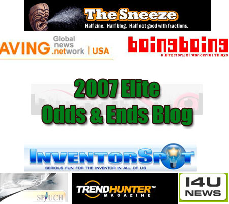 oddsnends eliteblogs Top 125 Elite Blogs