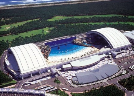 Biggest Indoor Swimming Pool