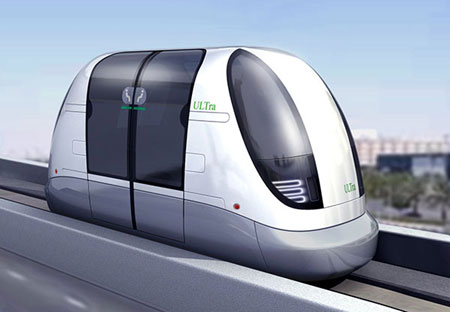Heatthrow Terminal to Introduce World's First Personal Rapid Transport System