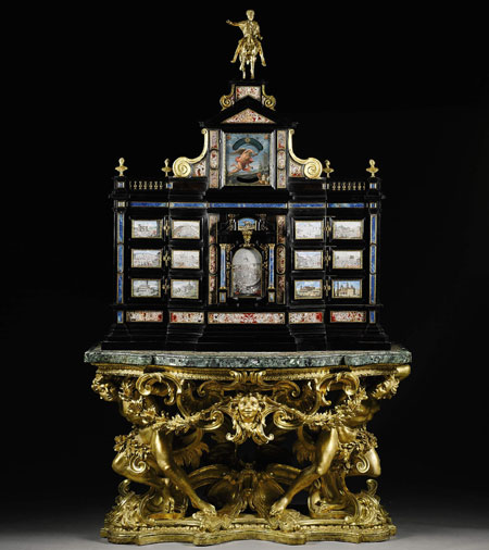 17th Century Cabinet Sells for £1mn
