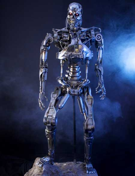 Terminator 2 Robot Fetches £250,000