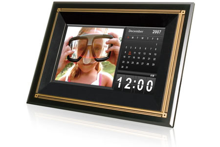 1 GB Transcend T.photo 710 Digital Photo Frame