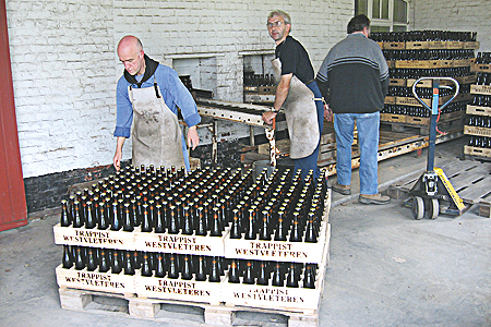 Trappist Monks Available At Beer Phones, Resellers of Prized Beer