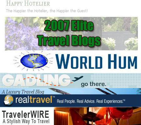 travel elite Top 125 Elite Blogs