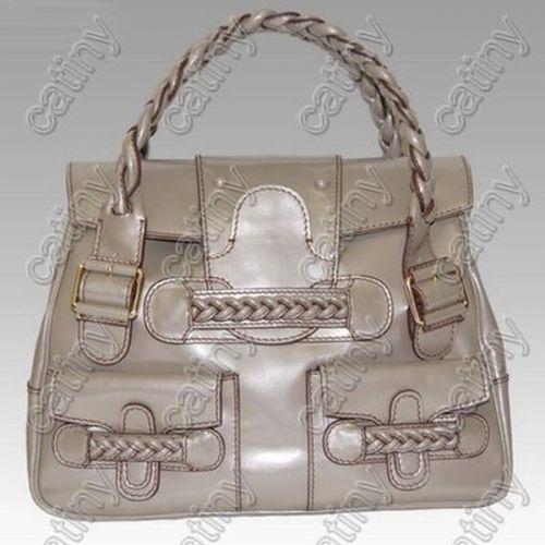 Elite Handbag: Valentino Patent Histoire Bag